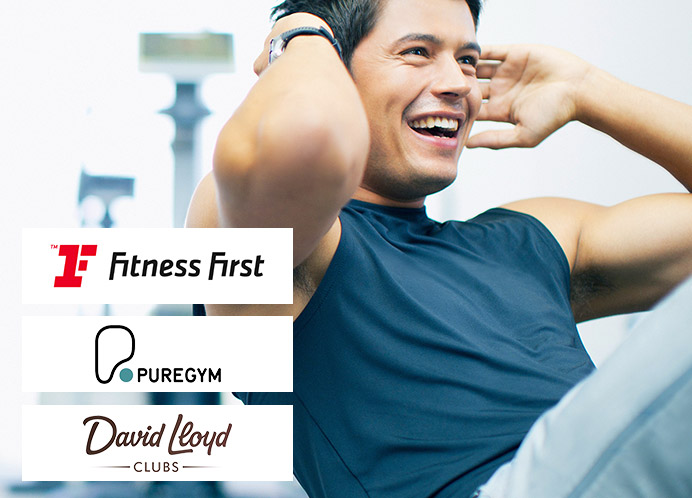 Health club & gym