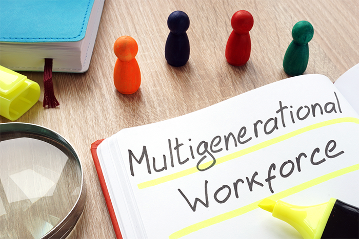 multi generation work force